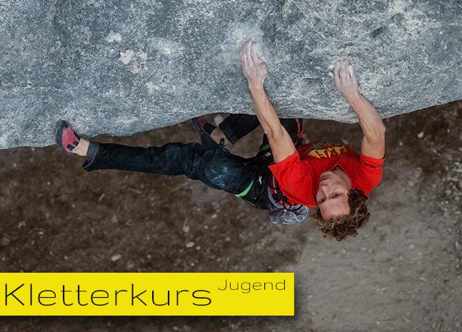 Kletterkurs-Jugend